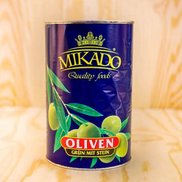 Olives, green