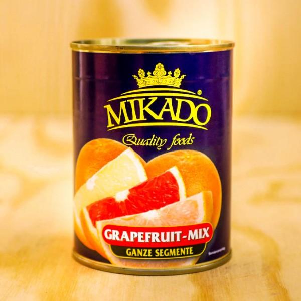 Grapefruit-Segments MIX 3 Colors, ls,