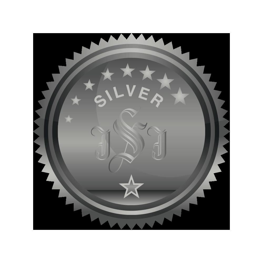 Silber-Siegel