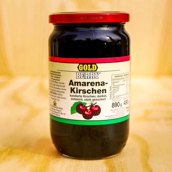 Amarena cherries, pitted