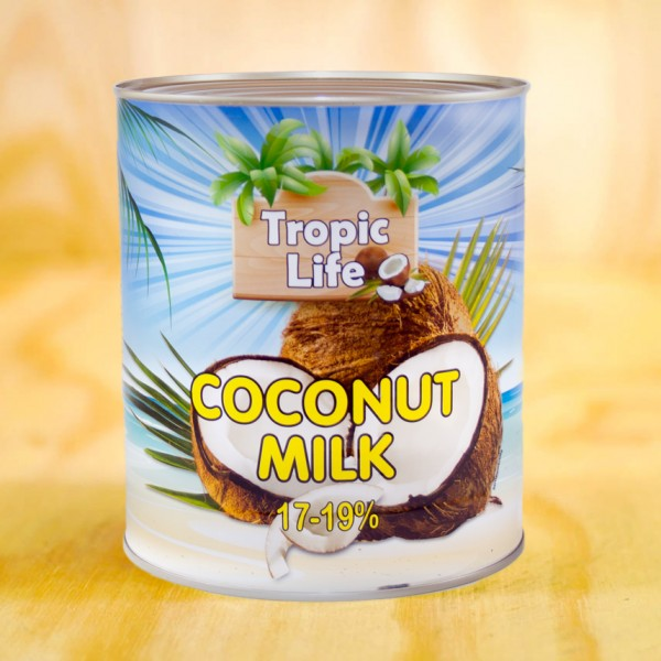 Coconutmilk 17-19% Fat