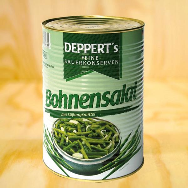 Bean salad, green