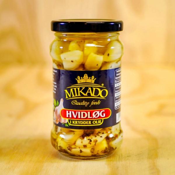 Garlic in Chilioil