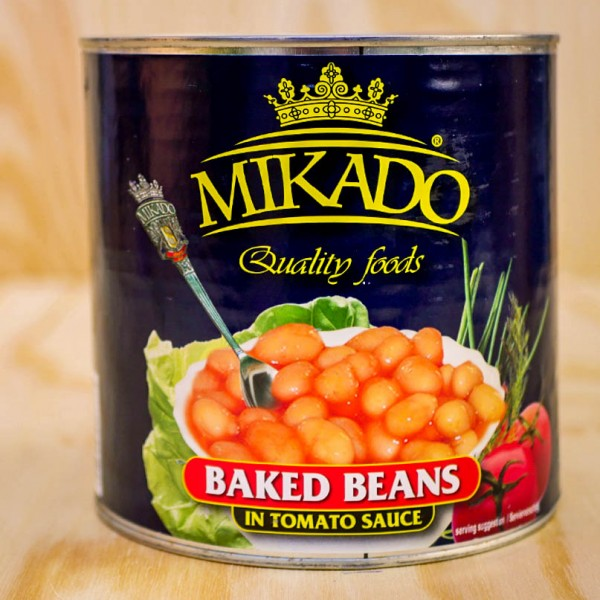 Baked Beans in tomatosauce