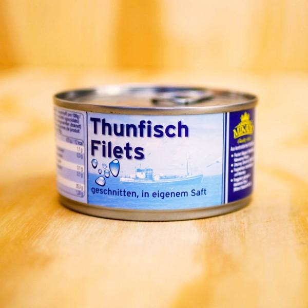 Tuna Chunks in Water